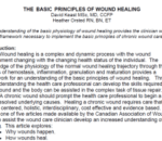 wound-healing-article