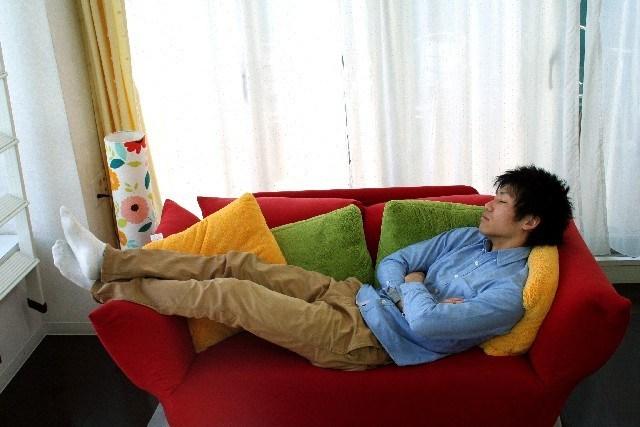 sleeping-on-the-sofa