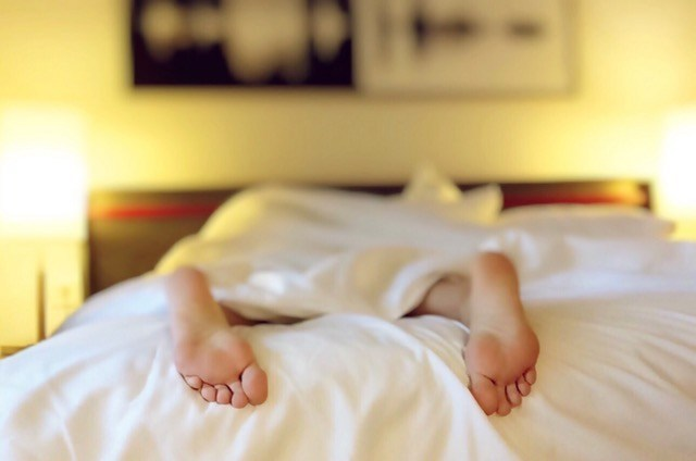 sleep-foot