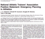 nata-emergency-planning