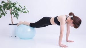 balance-ball-core-training