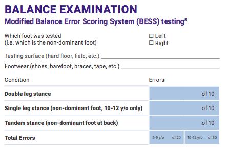 balance-examination